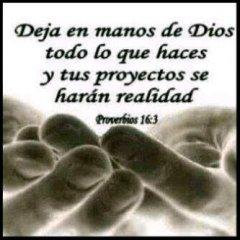 Deja En Manos De Dios Todo Lo Que Haces