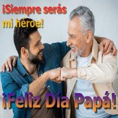 Dia Del Padre Tarjeta Para Papa Postal Gratis