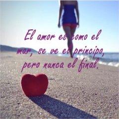 El Amor Es Como El Mar