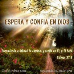 Espera Y Confia En Dios