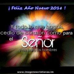Feliz A Plusmn O 2014 Con Cristo