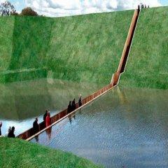 Fotos De Puentes Peatonales Unicos
