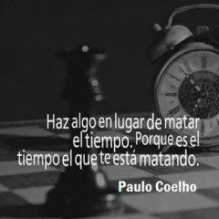 Frases De Paulo Coelho Haz Algo