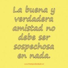 Frases De Amistad Una Buena Amistad36