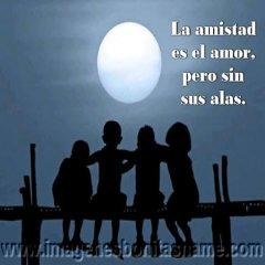Imagen Con Frase De Amistad
