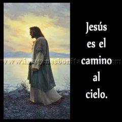 Imagen De Jesus Caminando