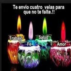 Imagenes Con Frases Te Envio 4 Velas55