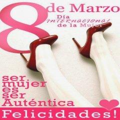 Imagenes Por El Dia De La Mujer Felicidades