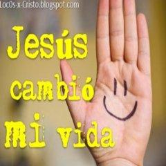 Jesus Cambio Mi Vida Frases