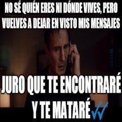 Meme De Liam Neeson