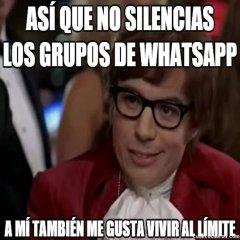 No Silencias Los Grupos De Whatsapp