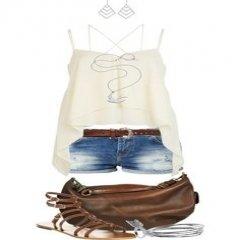 Outfit Elegante Para Verano