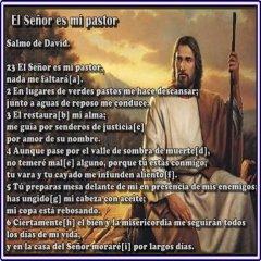 Salmo 23 Imagenes Con Frases