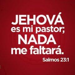 Salmos 23 1 Jehova Es Mi Pastor
