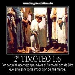 Segunda De Timoteo