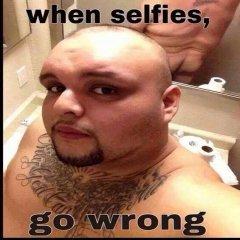 Selfies Graciosos Mala Cara