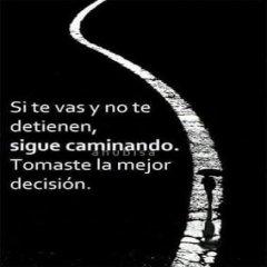 Si Te Vas Y No Te Detienen Imagenes Con Frases Cortas