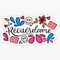 Stickers De Recuerdame