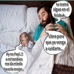 Tu Mama Sigue En El Facebook