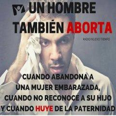 Un Hombre Tambien Aborta