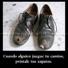 Zapatos Viejos